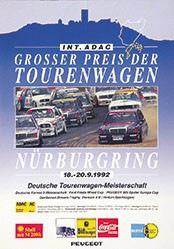 Die Agentour München - ADAC - Grosser Preis der Tourenwagen