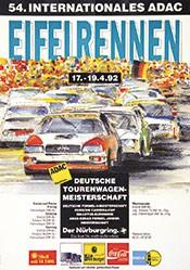 Die Agentour München - 54. Internationales ADAC - Eifelrennen