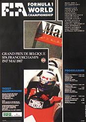 Carter Wong - Grand Prix de Belgique
