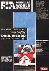 Carter Wong - Grand Prix de France