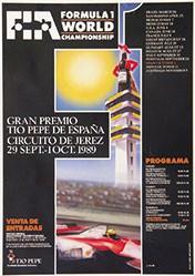 Carter Wong - Gran Premio tio pepe de Espana