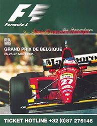 Anonym - Grand Prix de Belgique