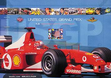 Anonym - United States Grand Prix