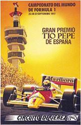 Anonym - Gran Premio Tio Pepe de España