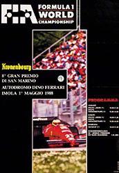 Carter Wong - Gran Premio di San Marino