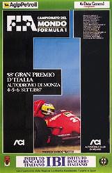 Carter Wong - Gran Premio d'Italia