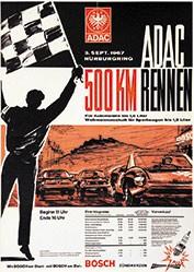 Anonym - ADAC - 500km Rennen