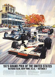 Turner Michael - Grand Prix of the United States