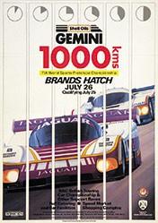 Blue Hawk - Gemini 1000km