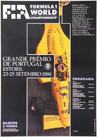 Carter Wong - Grande Prémio de Portugal