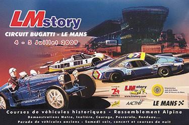 Agence Archimède - Le Mans Story - Circuit Bugatti
