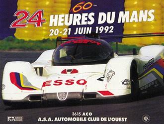 Asset Bernard (Foto) - 24 Heures du Mans
