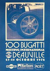 Anonym - 100 Bugatti Meeting